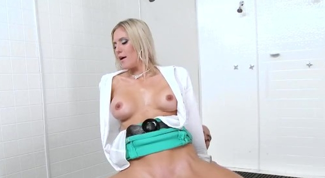 Aubrey Show gets pounded..