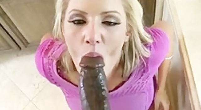 Cheating Big-tit blonde..